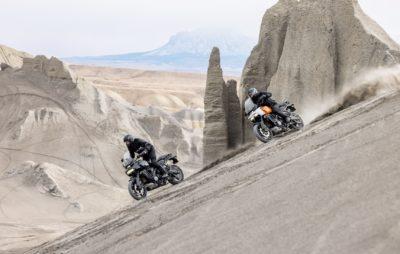 La Pan America 1250 ramène Harley-Davidson dans le terrain :: Trail de voyage