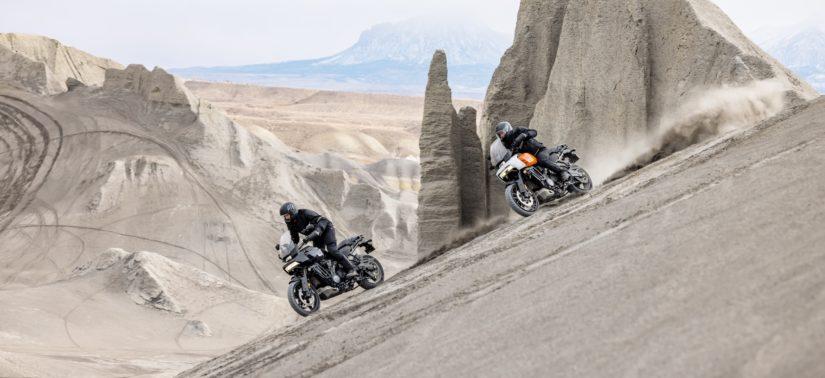 La Pan America 1250 ramène Harley-Davidson dans le terrain :: Trail de voyage :: ActuMoto