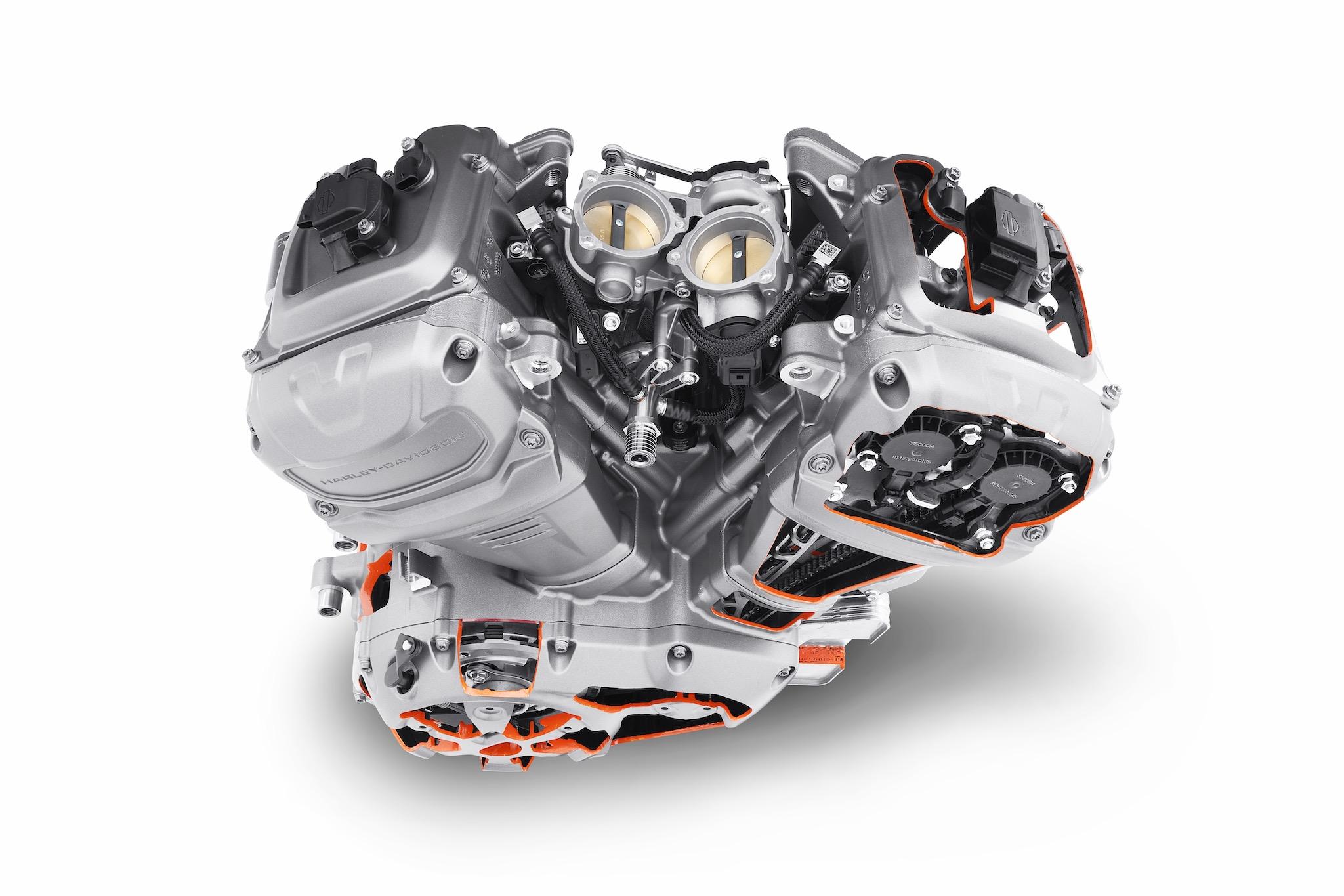 Pan America 1250 moteur