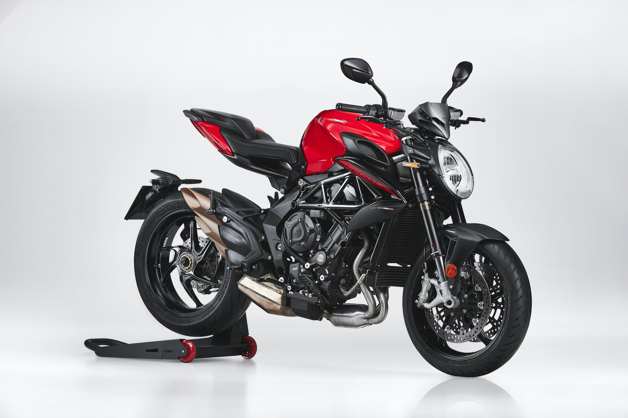 Brutale Rosso 2021