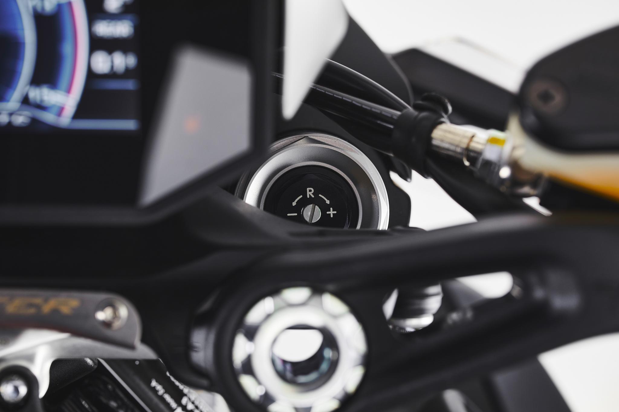 suspensions MV Agusta