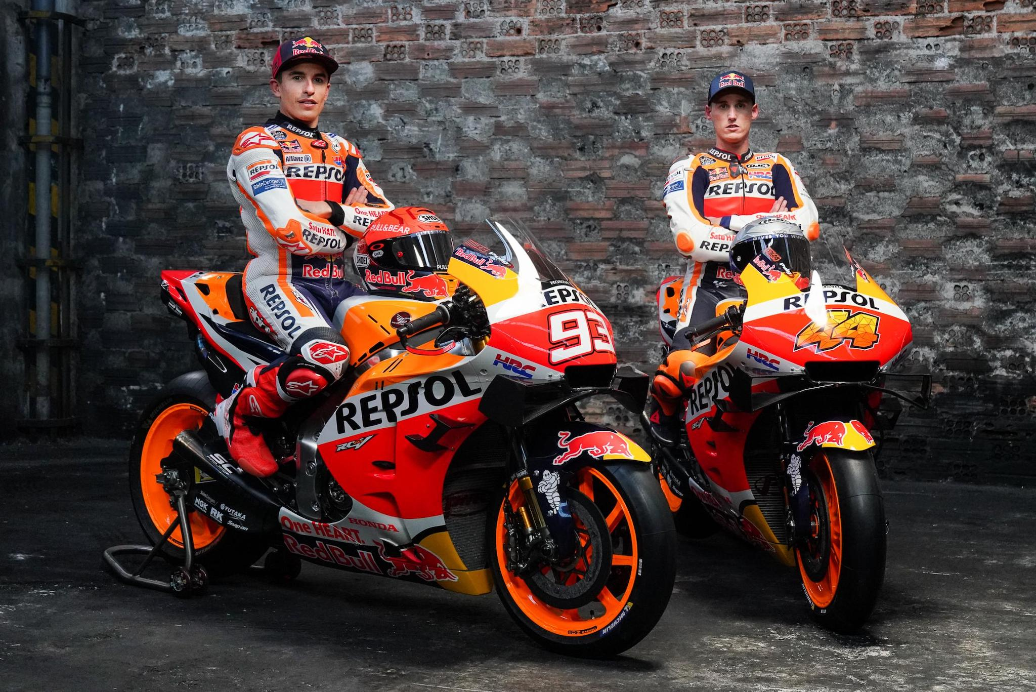 team Honda Repsol 2021
