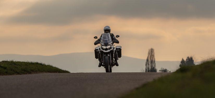 Essai Triumph Tiger 1200 «Desert Edition», la voyageuse :: Test longue durée :: ActuMoto