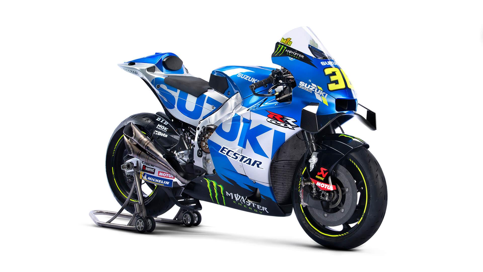 Le Team Suzuki Ecstar