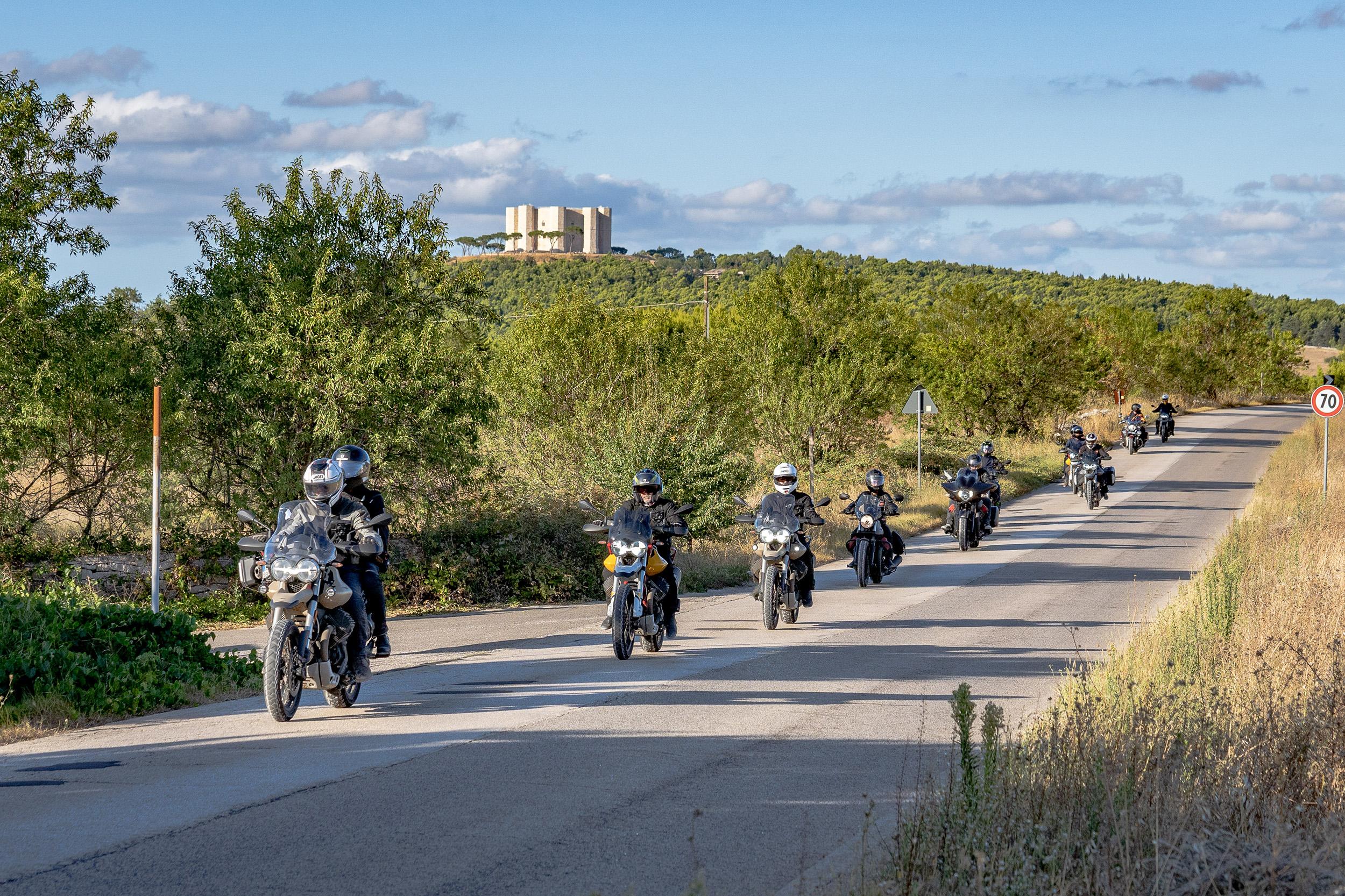 centenaire Moto Guzzi