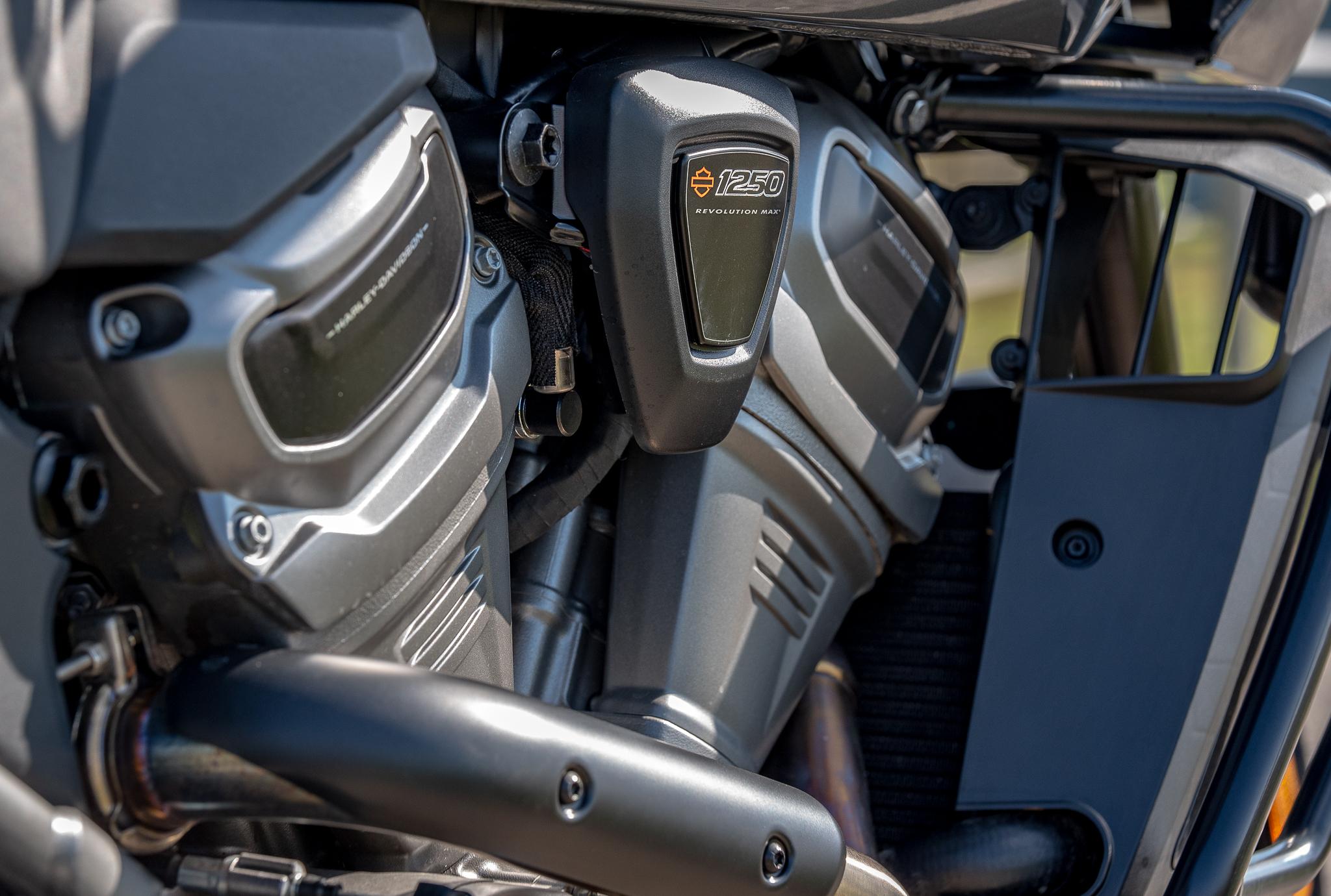 Harley-Davidson moteur Revolution
