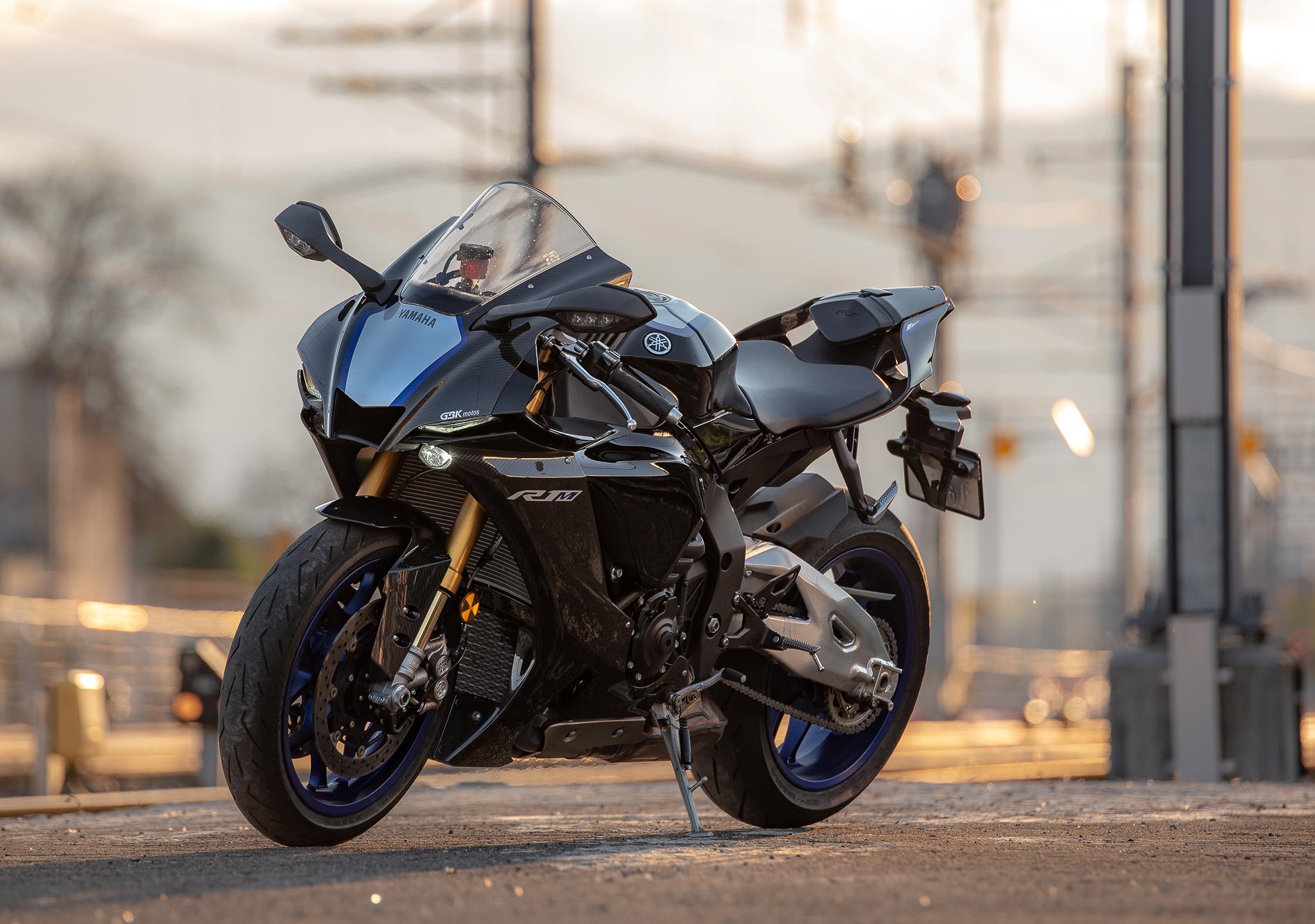 Test Yamaha R1M ActuMoto © Mathias Deshusses-42