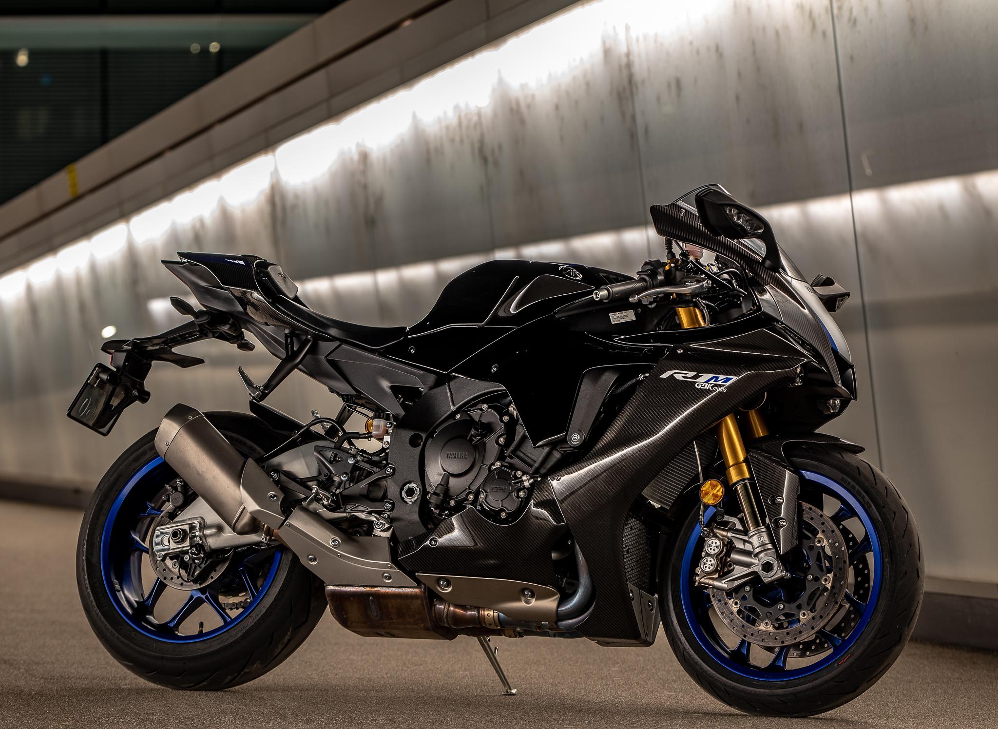 Test Yamaha R1M ActuMoto © Mathias Deshusses-45