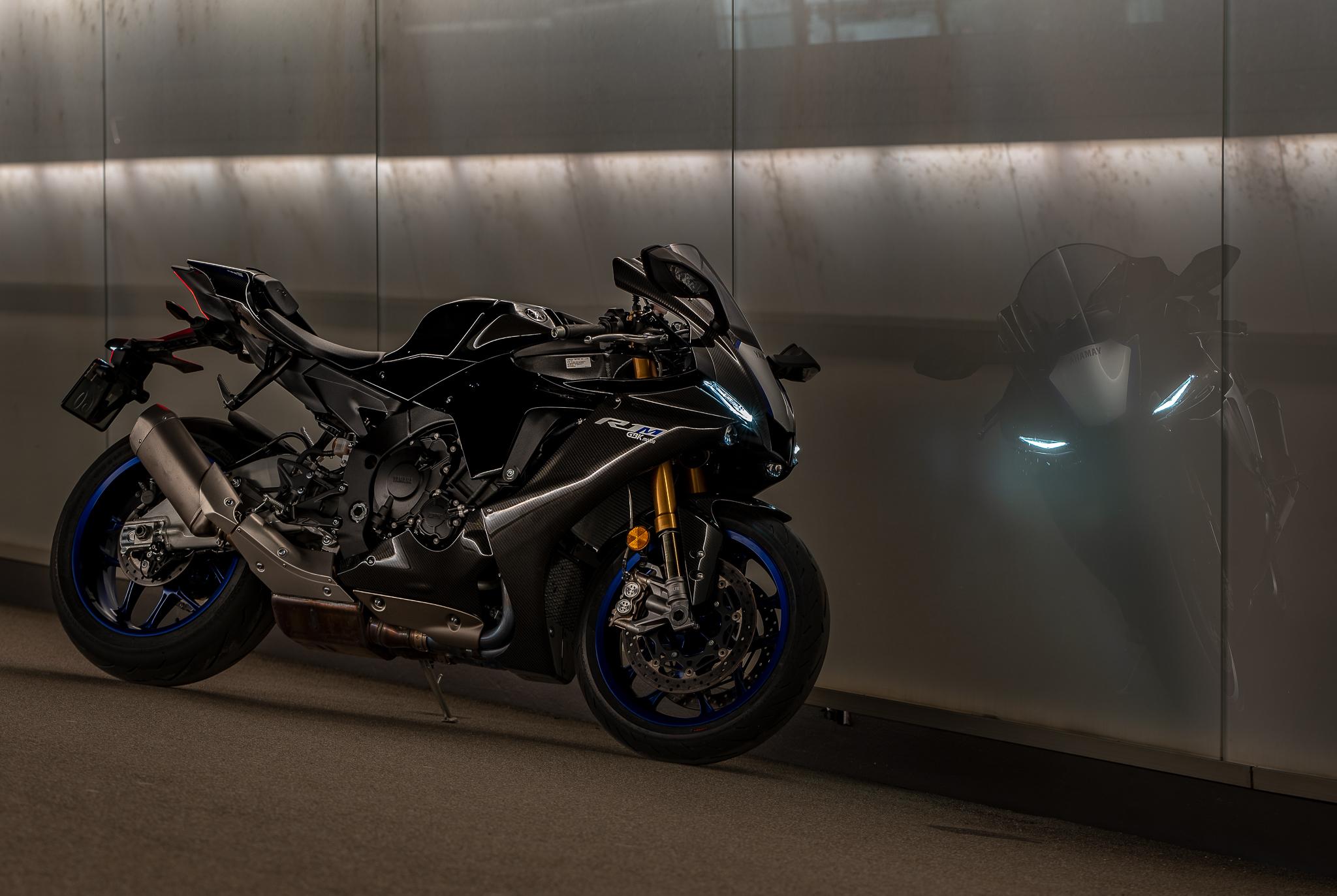 Test Yamaha R1M ActuMoto © Mathias Deshusses-47