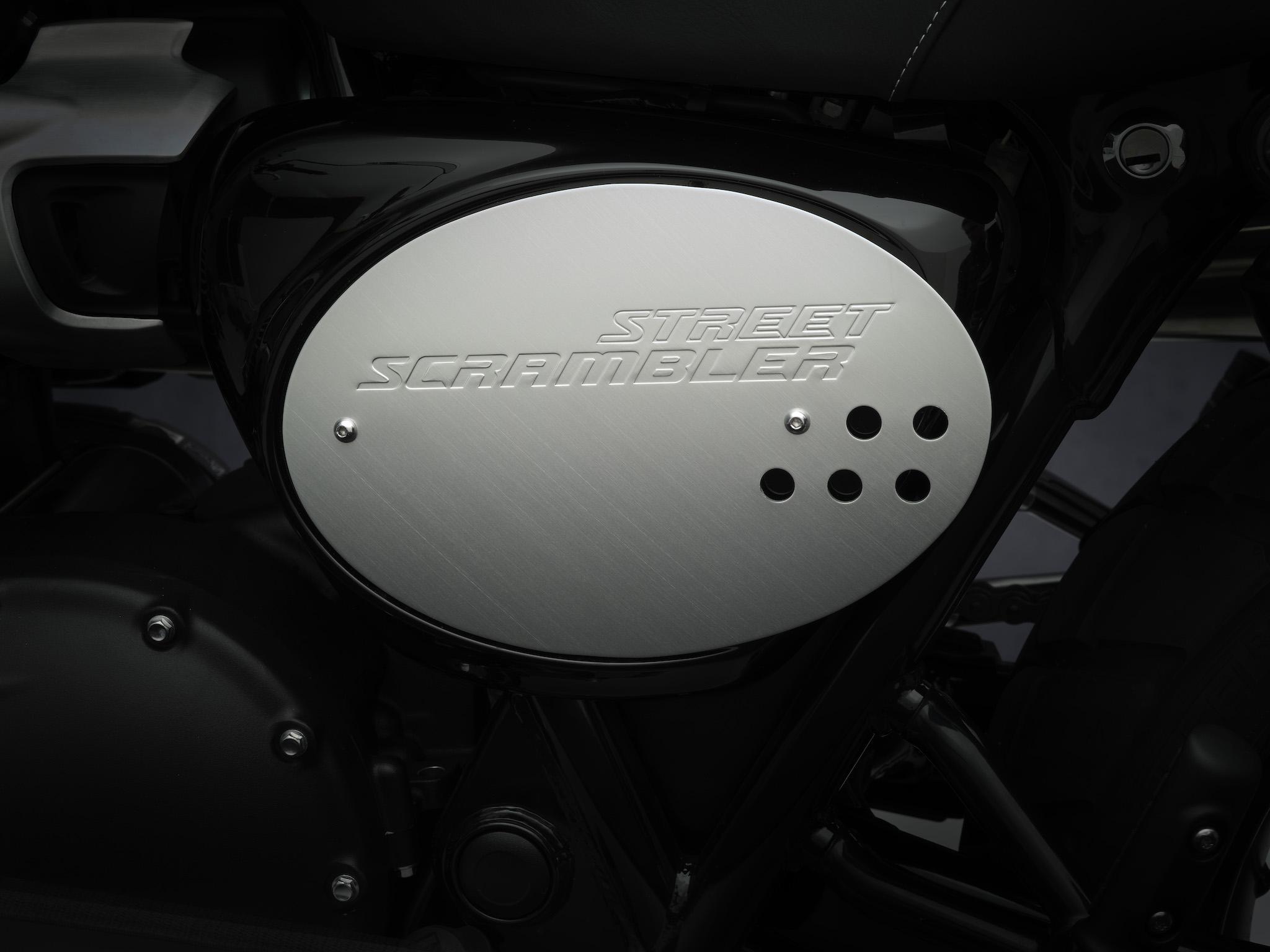 Triumph Scrambler 900 2021