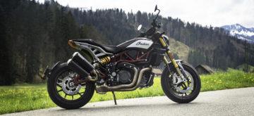 Essai – La FTR 1200 R Carbon à l'épreuve des Alpes bernoises