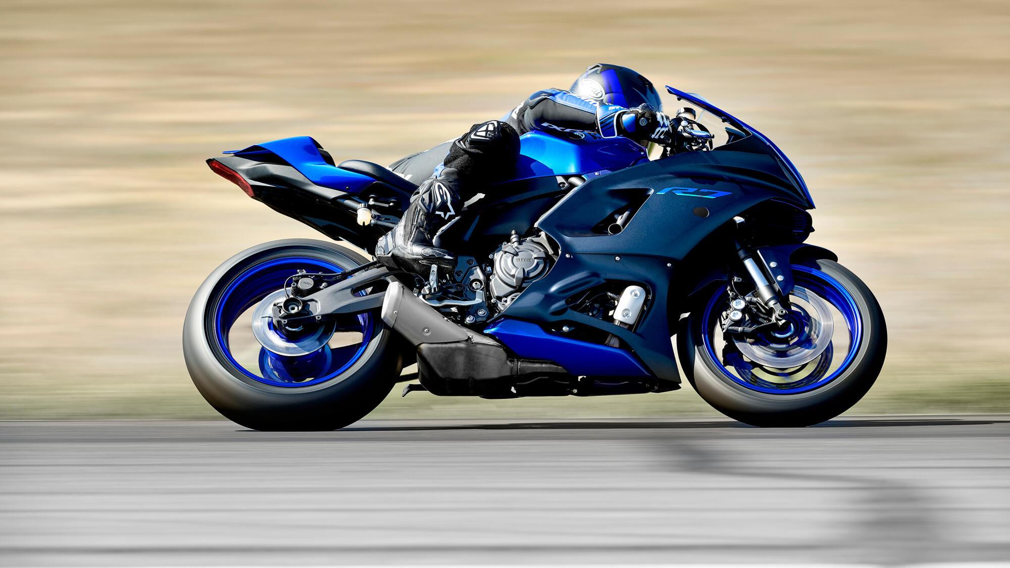 Yamaha R7-Q