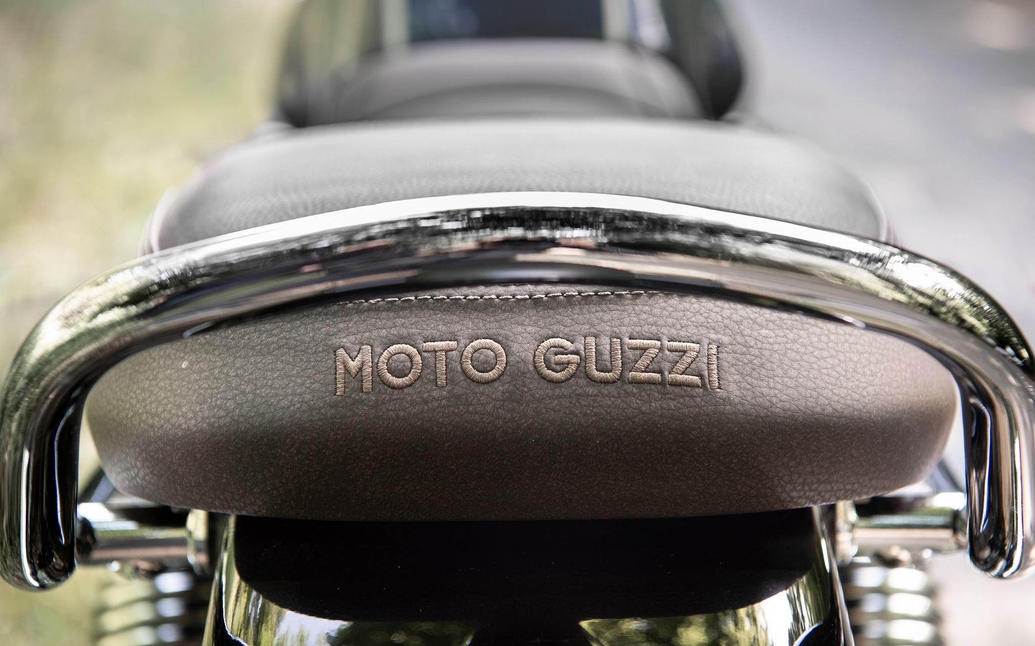 Moto Guzzi selle