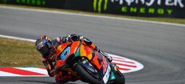 Moto2 – Remy Gardner, futur pilote MotoGP, victorieux à Barcelone