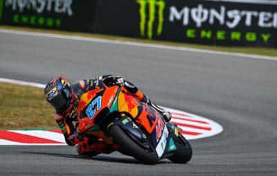 Moto2 – Remy Gardner, futur pilote MotoGP, victorieux à Barcelone :: Mondial Moto2