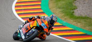 Moto2 – Remy Gardner prend ses distances en gagnant au Sachsenring