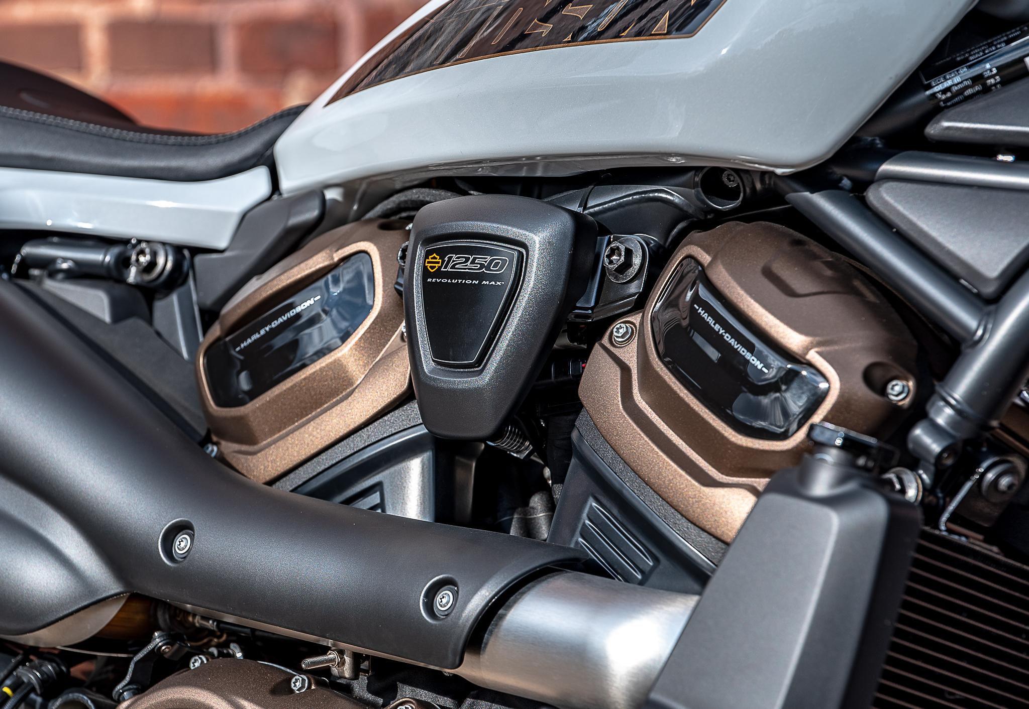 Harley-Davidson moteur