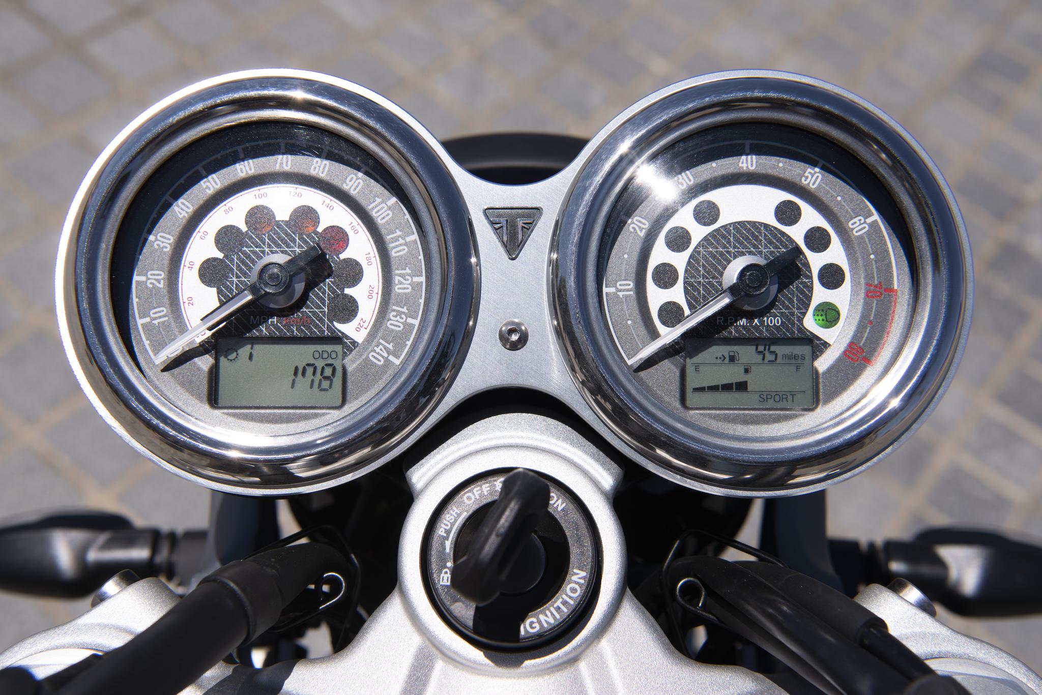 Ecran Speed Twin