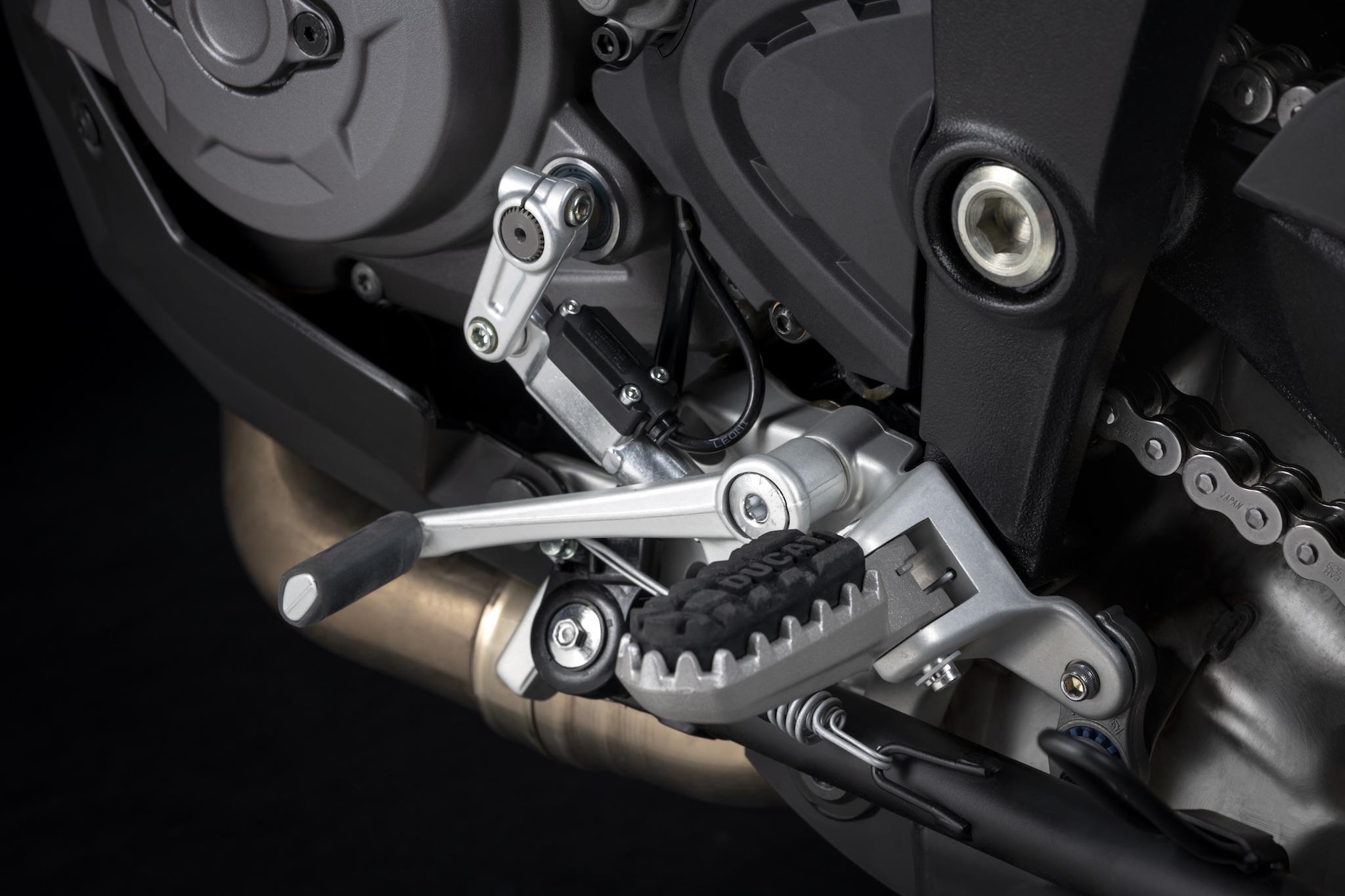 Ducati sélecteur