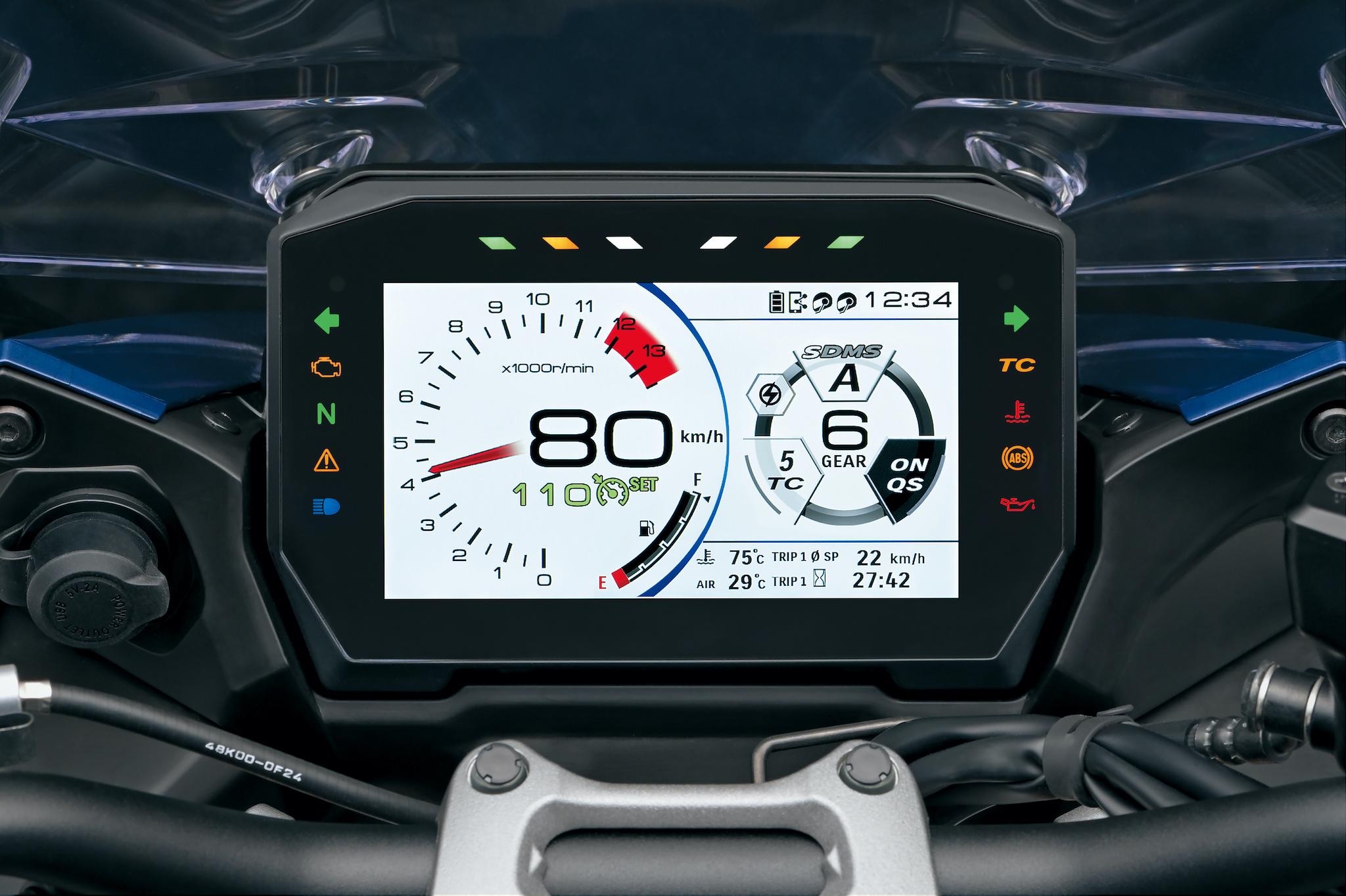 GSX-S 1000 GT