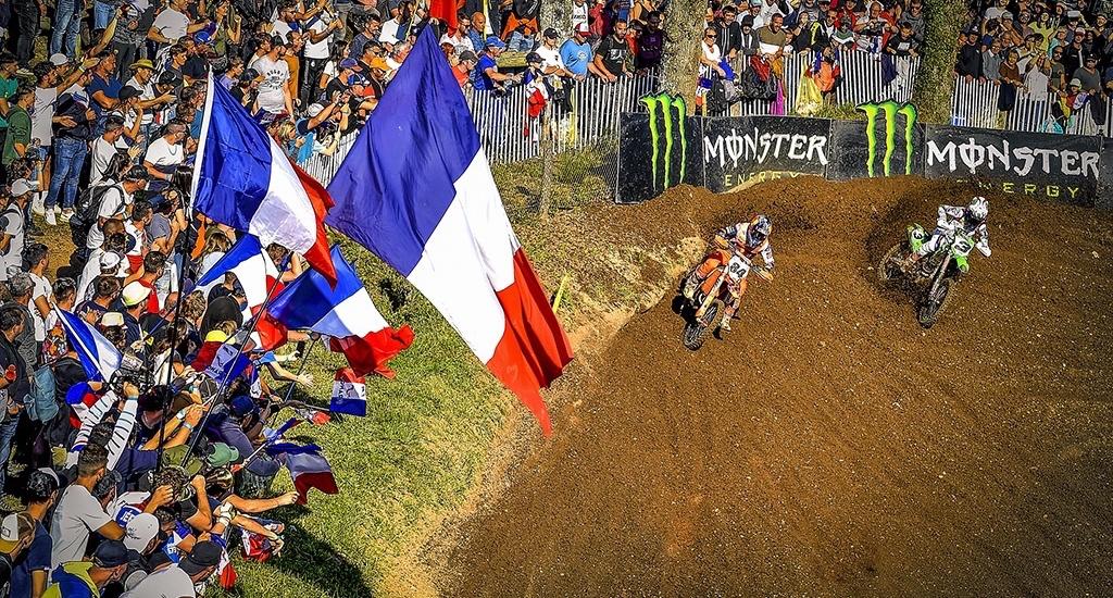 MXGP – Herlings prive Febvre de la victoire chez lui, au Grand Prix de France