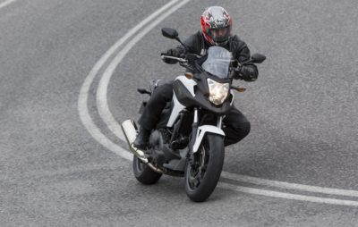 Le trail malin version Honda: NC 750 XD :: Honda