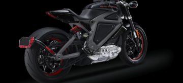 Harley prépare une moto électrique qui fera le bruit d'un jet