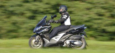 Un maxi-scooter malin chez Kymco :: Kymco