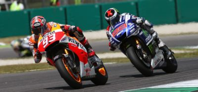 Duel Moto GP remporté par Marquez sur Lorenzo, Aegerter cinquième :: Actu, Sport