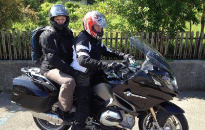 La BMW RT 2014, 274 kilos de moto totale qui savent se montrer sportifs :: BMW