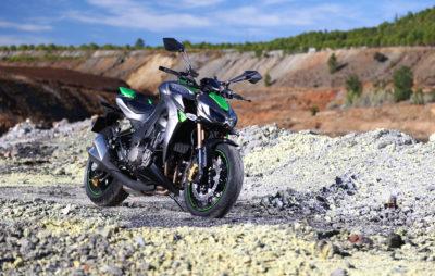Kawasaki Z1000, l'ultime «supernaked» :: Kawasaki