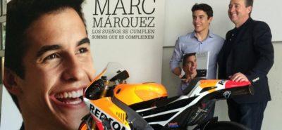 Marc Marquez a déjà sa biographie :: Actu, Sport