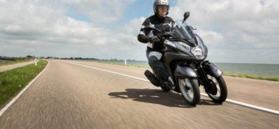 Avec le Tricity, Yamaha offre la troisième roue :: Yamaha