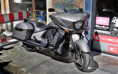 Victory Cross Country, l'anti Street Glide :: Victory