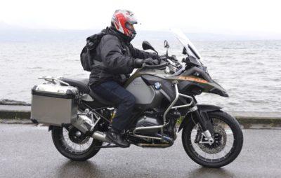 La BMW R 1200 GS Adventure met elle aussi de l'eau dans son moulin :: BMW
