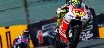 Andrea Iannone remplace Cal Crutchlow chez Ducati Factory :: En bref, Sport