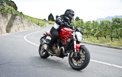 Le Monster des villes, des cols et des champs est né chez Ducati :: Ducati