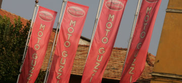 Open House chez Moto Guzzi