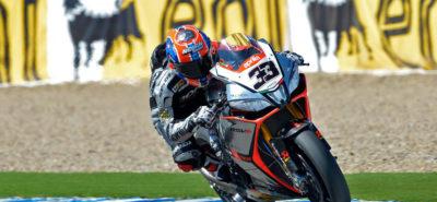 Superbike à Jerez: doublé Aprilia en 1re manche :: Sport