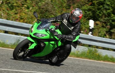 Kawasaki, la petite Ninja fait penser aux grandes :: Kawasaki