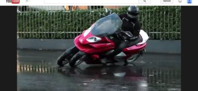 Quadro, 4 roues, inclinables, en vidéo :: Actu, Nouveautés 2015, Scooters, Vidéo