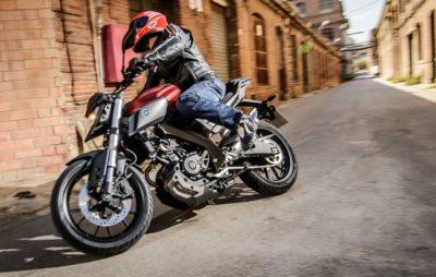 Yamaha MT-125 et YZF-R 125, tout est dans l'élan! :: Yamaha