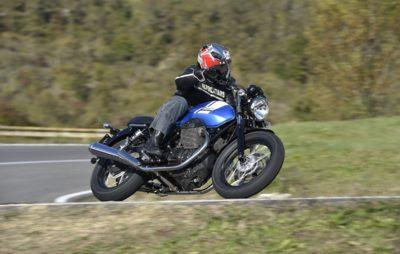 Moto Guzzi V 7, deuxième du nom, la maturité :: Moto Guzzi