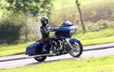La Road Glide Special, un «nez de requin» contre les turbulences :: Harley-Davidson