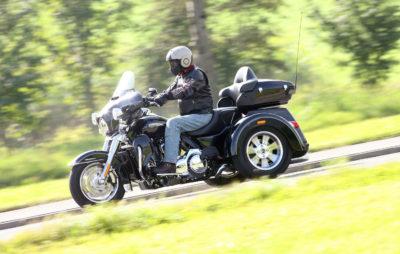 Harley-Davidson Tri Glide Ultra: le luxe sur 3 roues :: Harley-Davidson