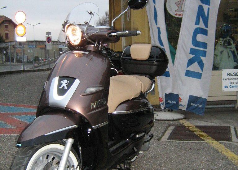 Le Peugeot Django est arrivé en Suisse – et il est unchained