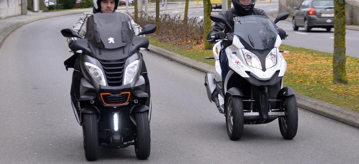 La sportivité du Quadro suisse contre le confort du Peugeot français