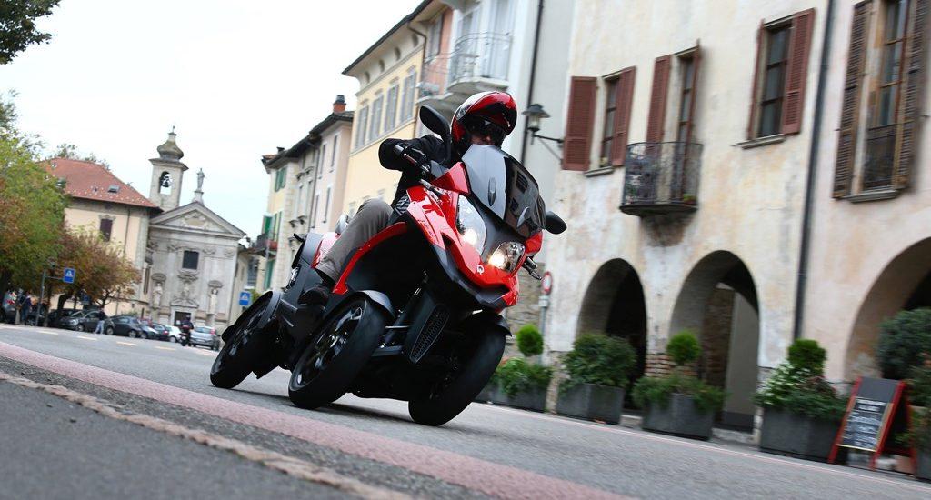 Quadro n'a plus d'importateur en Suisse, mais distribue soi même ses trois et quatre roues inclinables