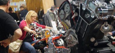 Et encore des images de Swiss-Moto 2015… :: Actu, Casques, Equipements, Motos, Scooters