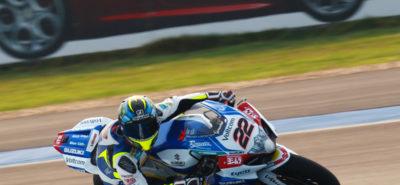 Superbike en Thaïlande: Alex Lowes devant :: Sport